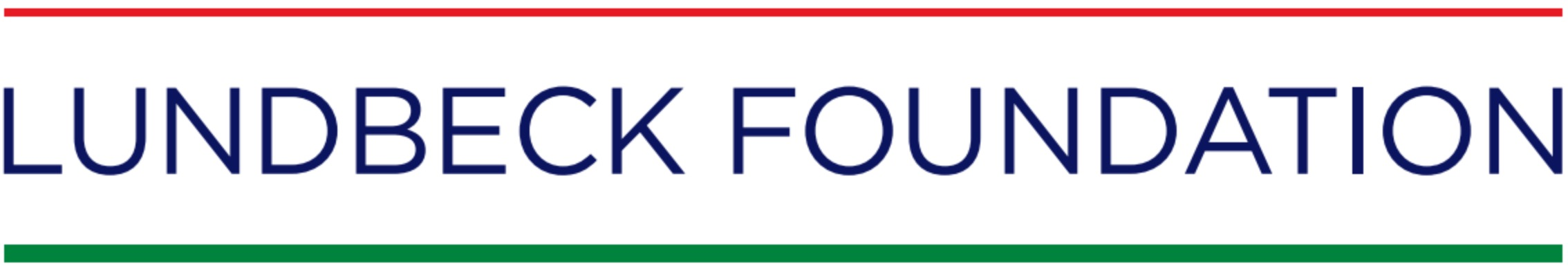 logo gor Lundbeck Foundation
